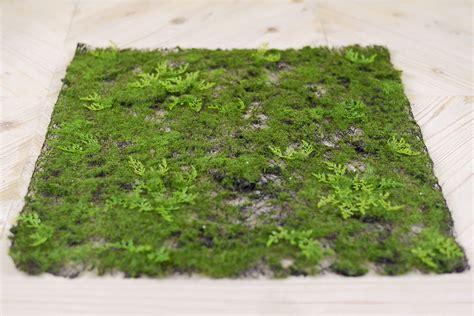 Moss Mats by Artificial Moss Fern Place Mat 20in