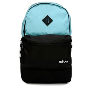 Adidas Neo Classic adidas neo classic 3s backpack blue glow black