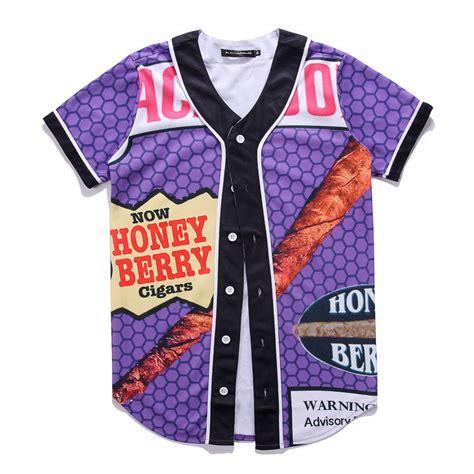 floral baseball shirt new york t shirt baseball mesh jersey unisex hip hop floral t