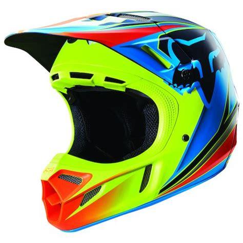 Fox Racing V4 Race Helmet   RevZilla