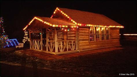 northern interior british columbia christmas lights in
