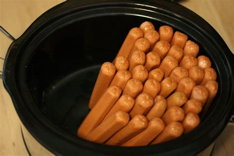 how do i boil dogs crock pot dogs for a crowd a year of cooking