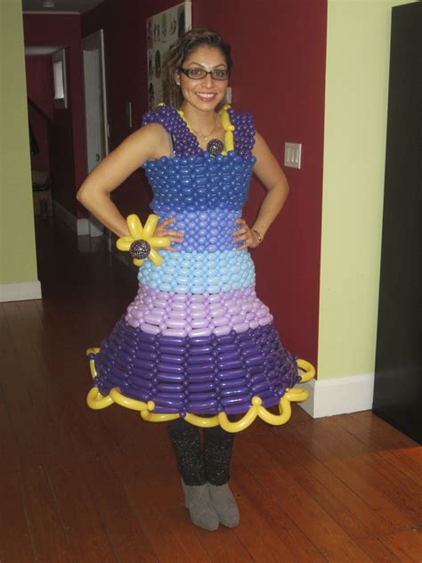 balloon dress design squad dresses balloon company