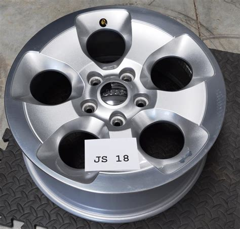 18 Inch Jeep Wheels Jeep Wrangler 18 Inch Aluminum Alloy Oem Factory