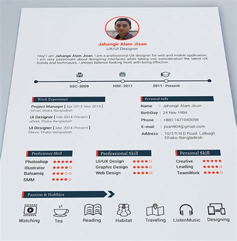 most creative resumes here s 27 of the most creative resumes you ll see