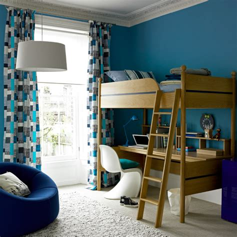 blue paint colors for boys bedrooms love this rom the loft bed is one of my favorites but