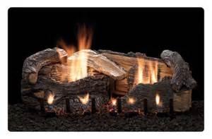 empire logs loggins fireplace patio