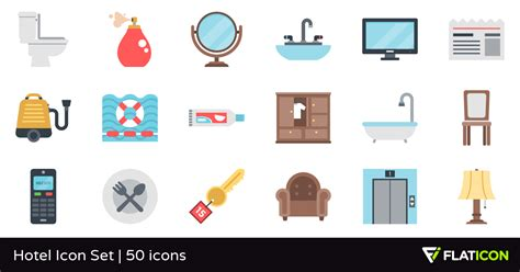 hotel icon layout hotel icon set 50 premium icons svg eps psd png files
