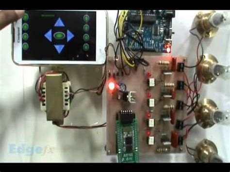 arduino home automation sensor based projects