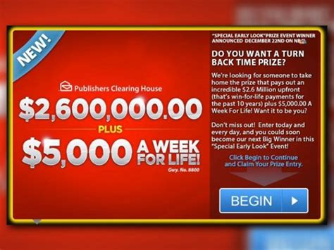 verify can you really win money from publishers clearing house krem com - Can You Really Win Money From Publishers Clearing House