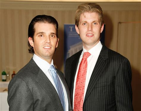 donald trump son eric donald trumps douchebag sons page 2 the dawg shed