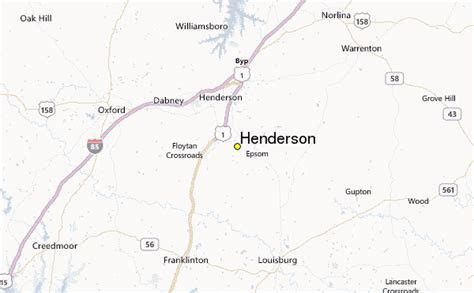 Henderson County Nc Records Henderson Weather Station Record Historical Weather For Henderson Carolina