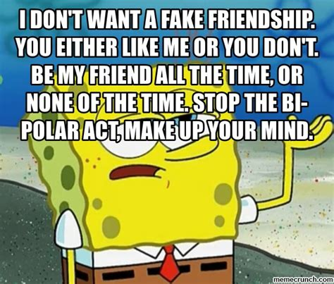 Two Faced Meme - two faced friend