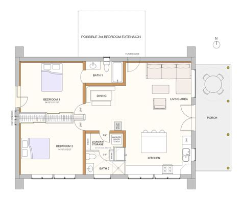 efficiency floor plans energy efficient house plans developed by the architects