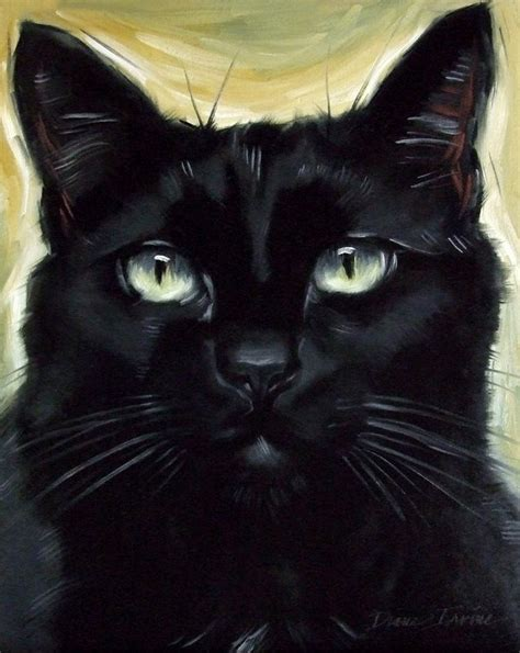 black cat painting designs 25 beautiful black cat drawing ideas on black