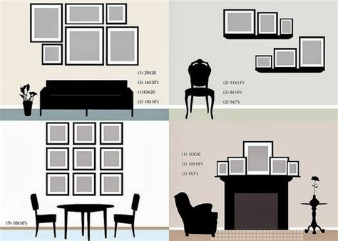 gallery wall layout 65 plus photo gallery wall layout ideas setting for four