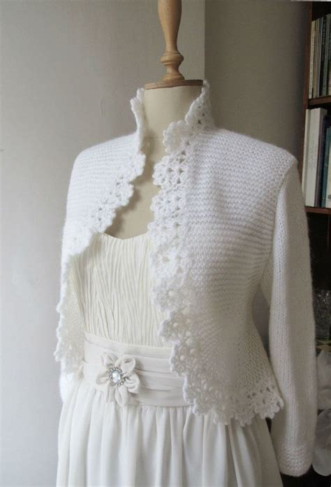 wedding bolero knitting pattern wedding jacket knitted bolero shrug sweater knitting
