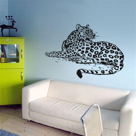 Wandtattoo Afrika Tiere Kinderzimmer by Wandtattoos Afrika Leopard Nr 3 Wandaufkleber