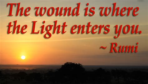 wounds are where light enters stories of god s intrusive grace books top inspirational and motivational quotes on