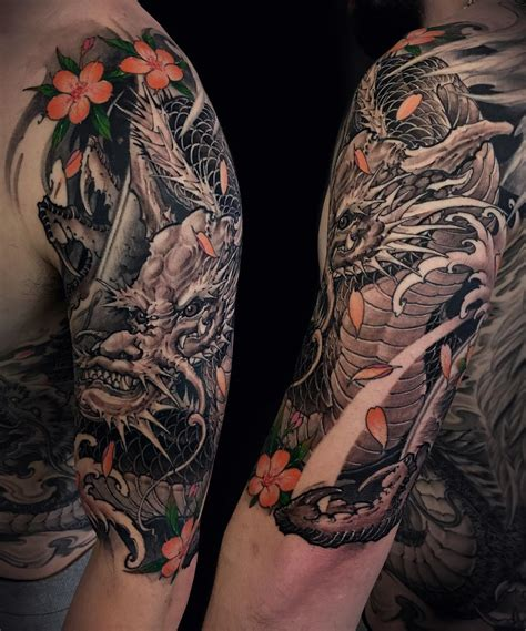 tattoo tony asian black and grey archives chronic ink