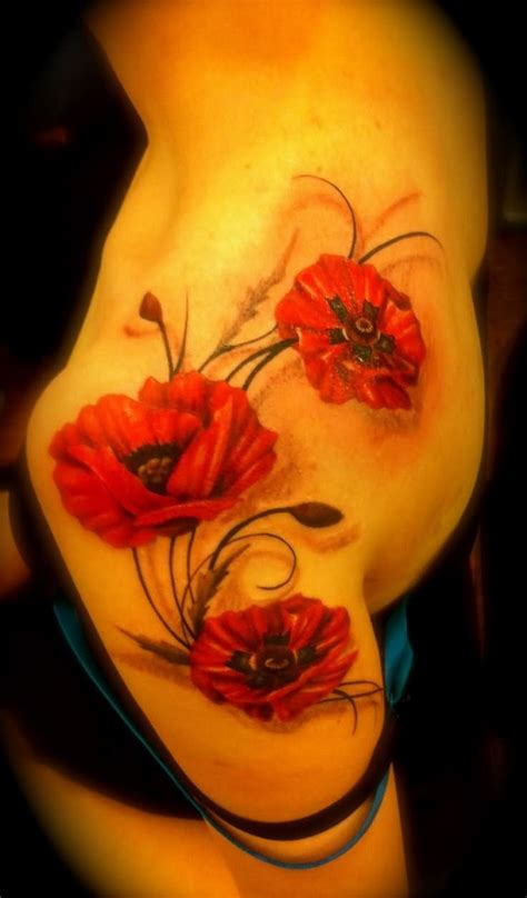 poppy seed flower tattoos www imgkid com the image kid
