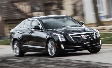 Cadillac Sedan 2017 Cadillac Ats To Start At 35 590 2 0t Standard