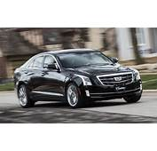2017 Cadillac ATS To Start At $35590 20T Standard