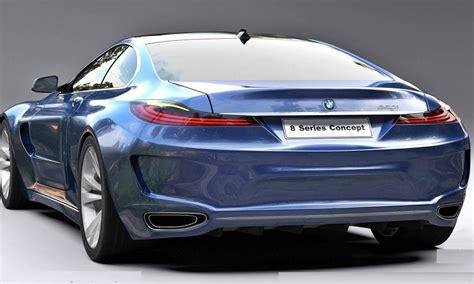 bmw  series concept auto car update