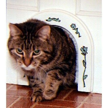 interior cat door cathole cat door stained to match door new house interior doors doors and cats