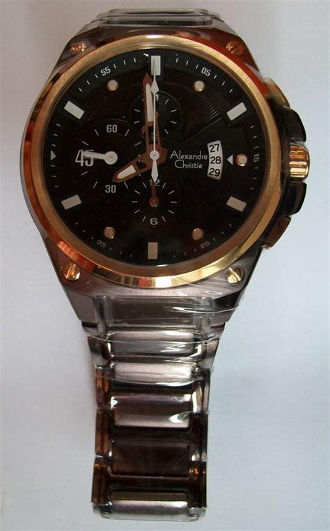 Guess Kotak Tanggal Jam Wanita Gold jam tangan murah alexandre christie 6106mc bg