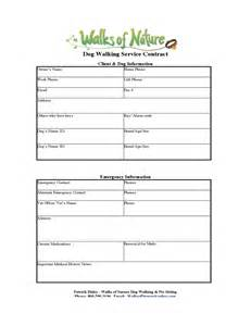 relay for walking schedule template walking service contract free