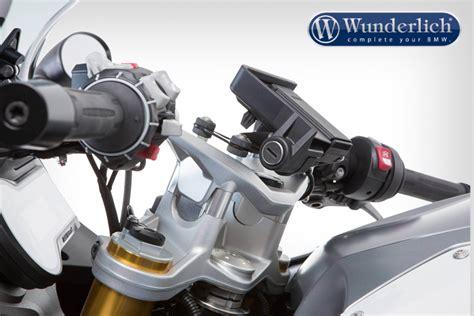 Navi Halterung Motorrad Wunderlich by Wunderlich Lenkererh 246 Hung R 1200 R Lc Rs Lc