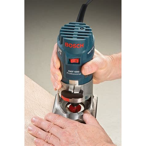 Router Bosch Gkf 600 bosch gkf 600 palm router kit 1 4 quot 1 4 quot routers routers trimmers power tools