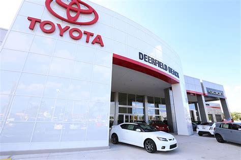 Toyota Of Deerfield Deerfield Toyota General Contractor Construction