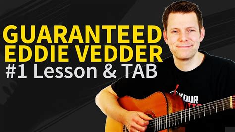 ukulele tutorial eddie vedder eddie vedder guaranteed chords