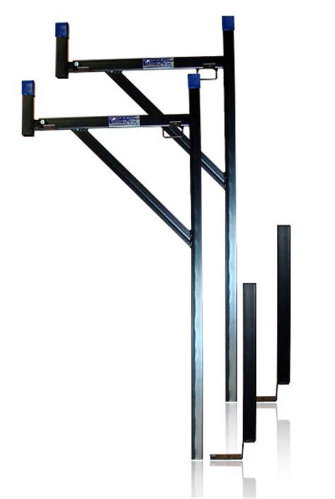 black removable ladder rack truck racks