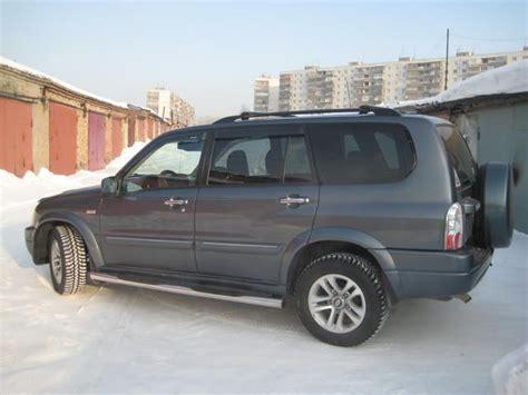 2004 Suzuki Grand Vitara Review 2004 Suzuki Grand Vitara Xl 7 Pics