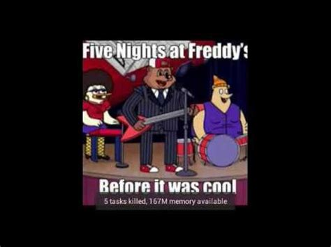 Parody Meme - five nights at freddys song parody video meme ver youtube
