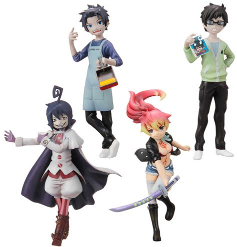 Half Age Character Series Ao No Exorcist amiami character hobby shop half age characters blue exorcist vol 2 box released
