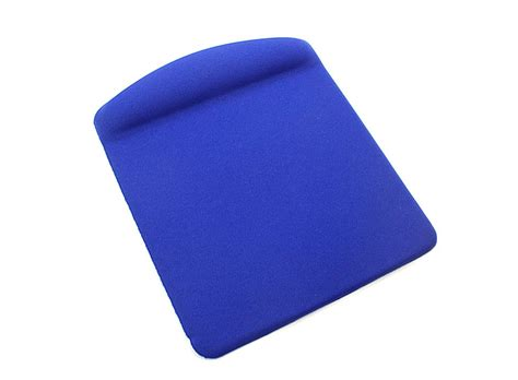Silicone Mouse Mat by Blue Baimai Silicone Mouse Pad Mat With Wrist Rest M210