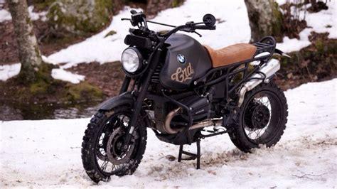 Motorrad Tuning K Ln by Bmw R 1150 Gs I Tosi Officine Meccaniche Bmw