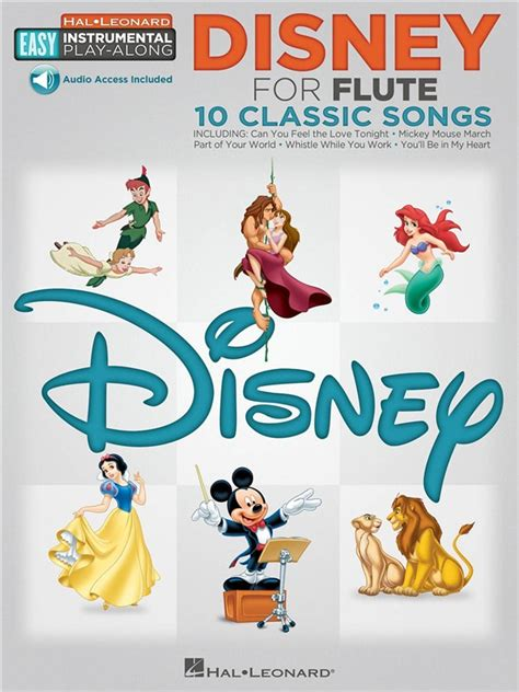 0035200944 play disney songs flute traversiere partitions flute traversiere film walt disney faciles