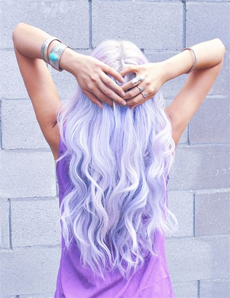 pastel hair colors for women in their 30s rainbow pastel hair is a new trend among women bored panda