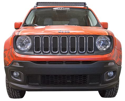jeep renegade lights daystar driven by design