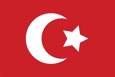 flag of the ottoman empire flags piratecraft