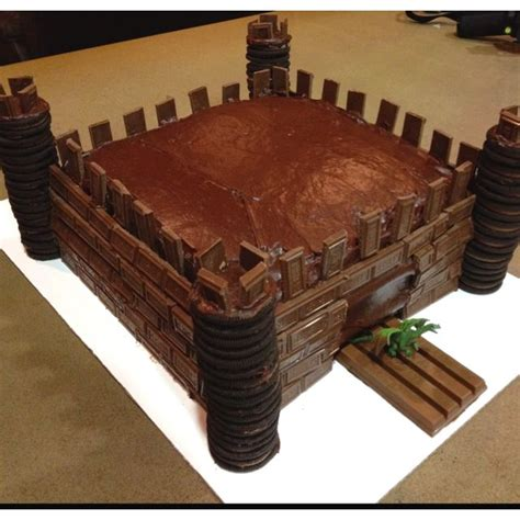 knights of the table ideas castle cake for knights and knights of the