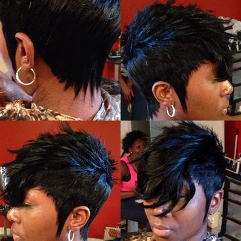 27 pc black hair styles mohawk 81 best 27 piece hairstyles images on pinterest