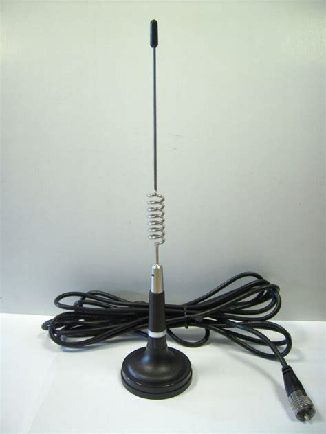 cb antenna magnetic mount truck estate 27mhz strong mag quality ebay
