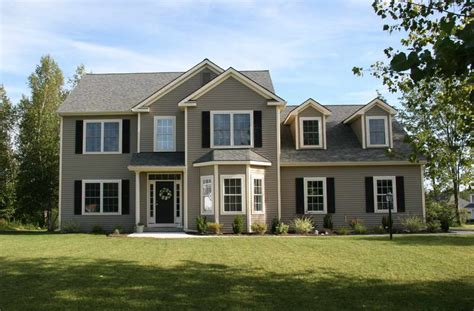 colonial style homes colonial two story home plans for colonial two story house plans 2 story colonial house