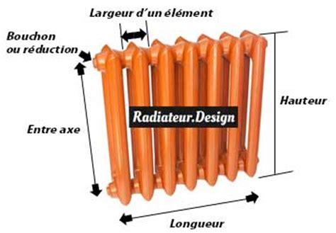 radiateur chauffage central fonte 832 radiateur en fonte pour chauffage central 224 eau